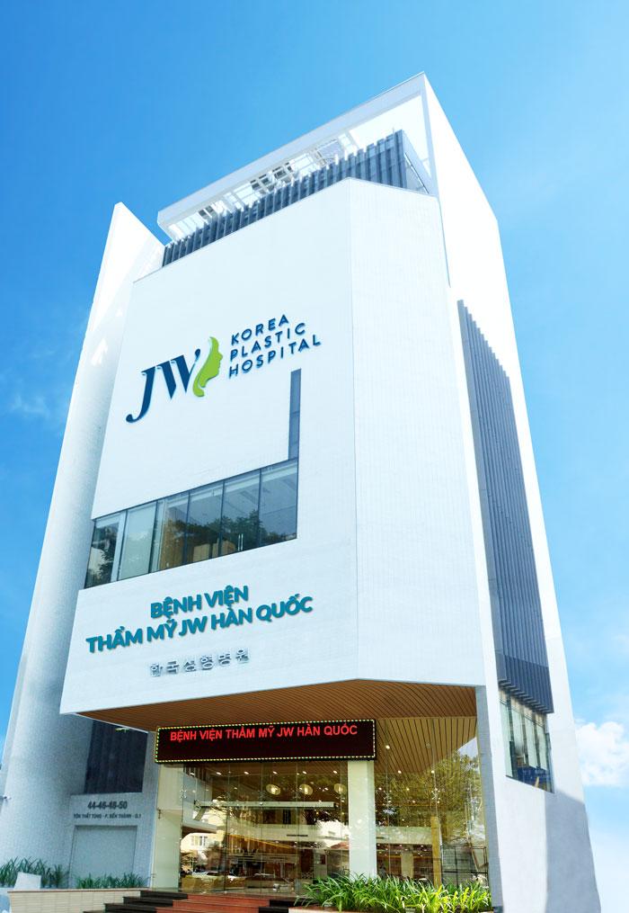 JW là bệnh viện thẩm mỹ tại Sài Gòn có trụ sở tại 44-46-48-50 Tôn Thất Tùng, quận 1