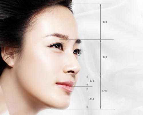 Tỷ lệ mũi đẹp