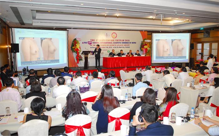 hội nghị thẩm mỹ quốc tế