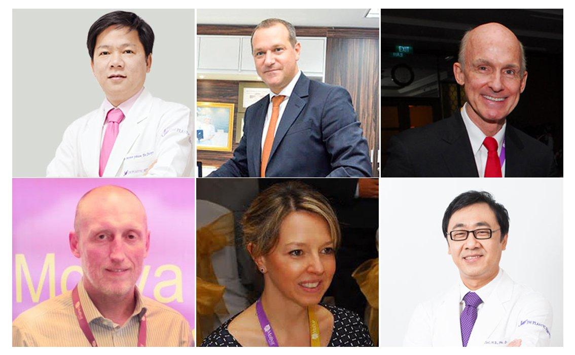 Đội ngũ cố vấn giàu chuyên môn đến từ hãng Motiva nổi tiếng hỗ trợ đắt lực cho nâng ngực nội soi tại JW