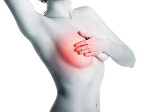 biến chứng sau phẫu thuật nâng ngực