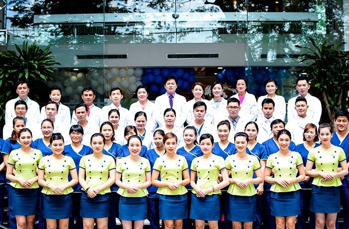 Đội ngũ y bác sĩ tại JW giàu kinh nghiệm, tay nghề cao được đào tạo chuyên sâu nhiều năm liền tại Hàn Quốc