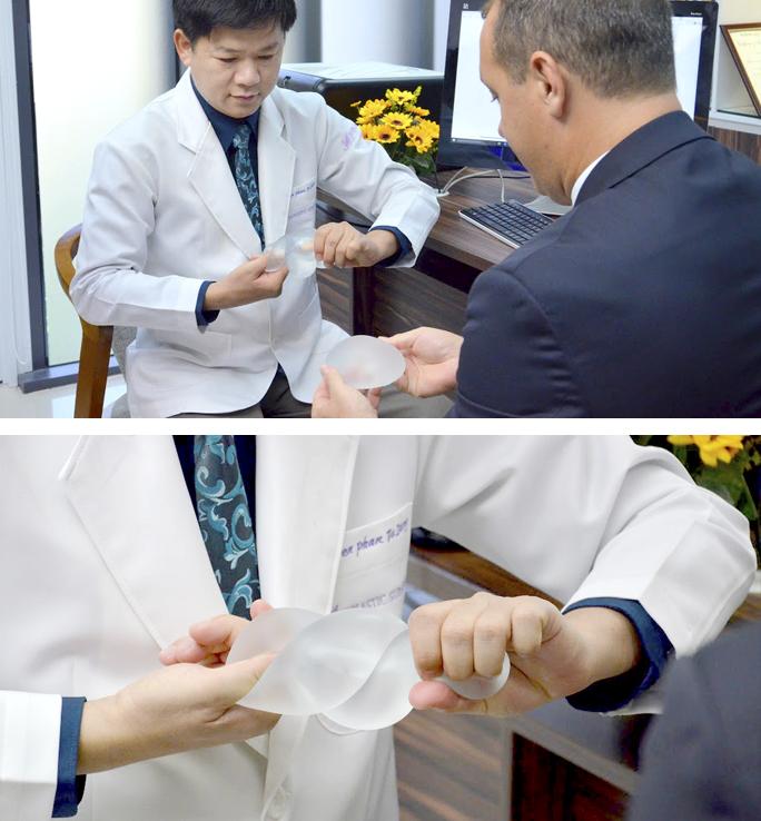 phẫu thuật nâng ngực nội soi uy tín ở TP.HCM