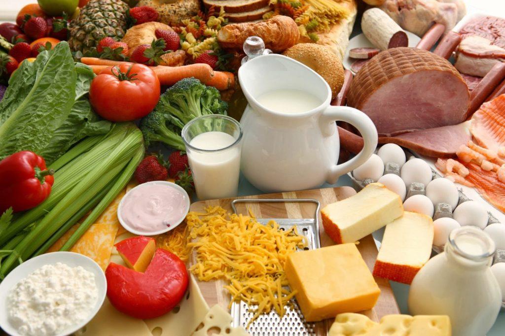 Những loại thực phẩm nhằm bổ sung năng lượng cho cơ thể, nhanh chóng phục hồi vết thương