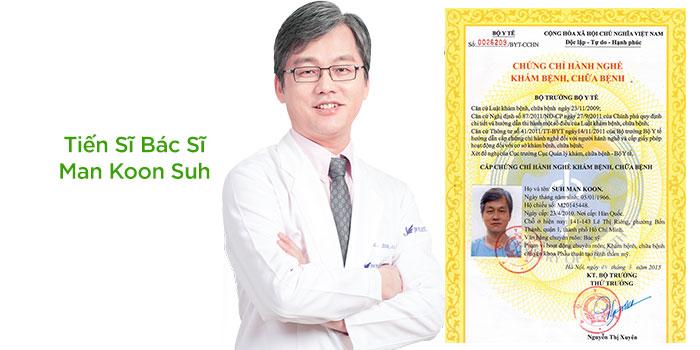 TS. BS Man koon Suh