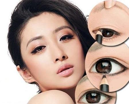Có nhiều cách để biến tấu đôi mắt trở nên xinh đẹp