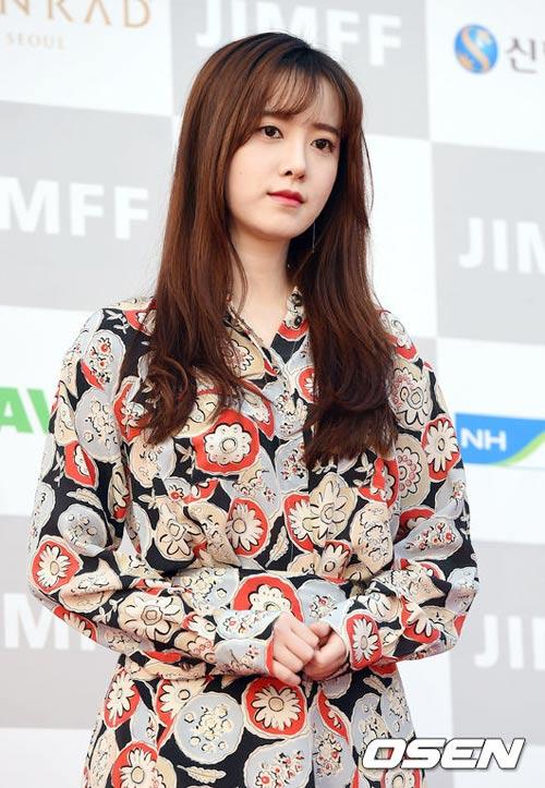 Goo Hye Sun phẫu thuật thẩm mỹ phải chăng là thật?_6