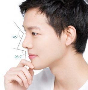 Nâng mũi nam giới đẹp như mỹ nam Hàn_1