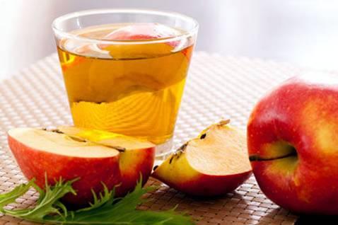 giảm mỡ bụng bằng giấm táo một cách đơn giản