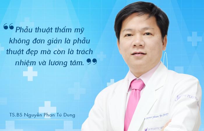 Bác sĩ nào cắt mí mắt đẹp